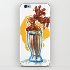 Chocolate Mousse iPhone & iPod Skin