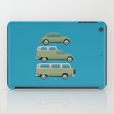 Beetle Camper iPad Case