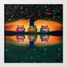 owl-900 Canvas Print