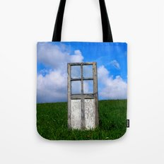 The Door Tote Bag