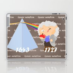 Isaac Newton Laptop & iPad Skin