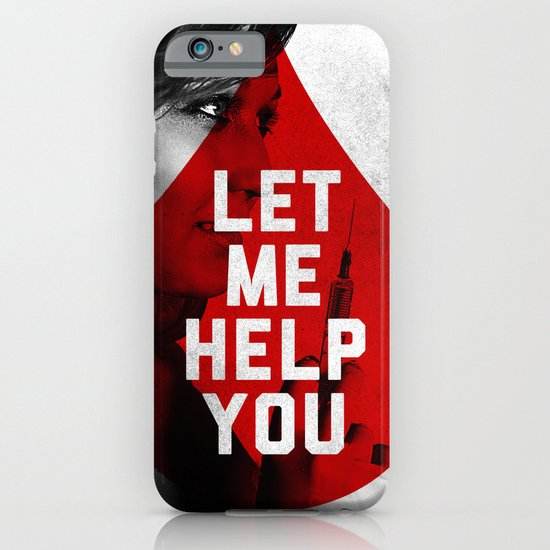 Let Me Help You iPhone & iPod Case