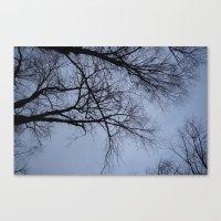 Portland Fog Canvas Print