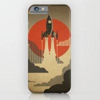The Voyage (Grey) iPhone 6 Slim Case