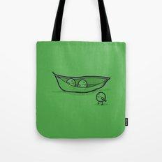 Chick Peas Tote Bag