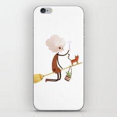 A WITCH iPhone & iPod Skin
