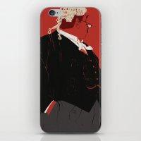 Rumpole iPhone & iPod Skin