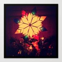 A Little Christmas Cheer Canvas Print