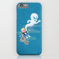Where Do Friendly Ghosts… iPhone 6 Slim Case