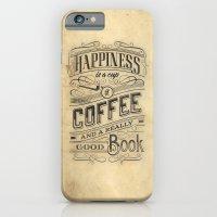 Coffee - Typography V2 iPhone 6 Slim Case