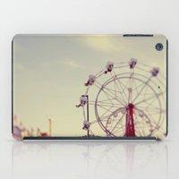 Cotton Candy Daydreams iPad Case