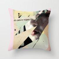 Forgotten Favourite Throw Pillow