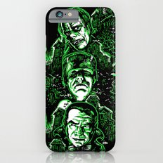 House of Monsters Phantom Frankenstein Dracula classic horror  Slim Case iPhone 6s