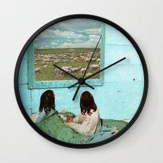 COUNT SHEEP Wall Clock