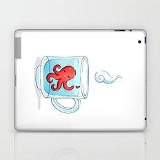 Octopus Tea Laptop & iPad Skin