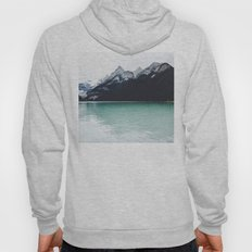 Lake Louise Reflections  Hoody