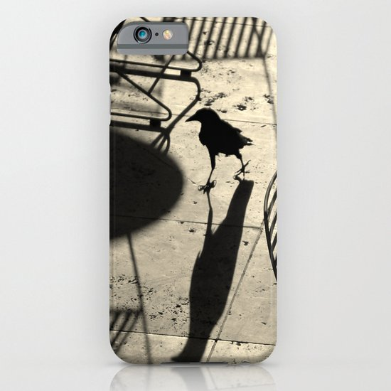 late visitor iPhone & iPod Case