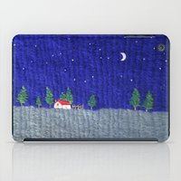 Night scenes iPad Case