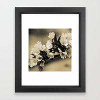 Bloom #1 Framed Art Print