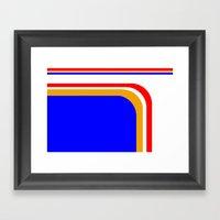 RennSport Vintage Veries… Framed Art Print