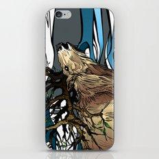 In the Wind iPhone & iPod Skin