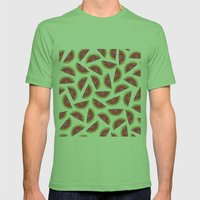 Melons Mens Fitted Tee Grass SMALL