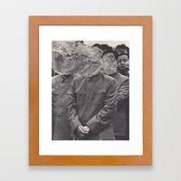 China Framed Art Print