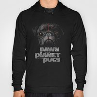Dawn Of The Planet Of Th… Hoody