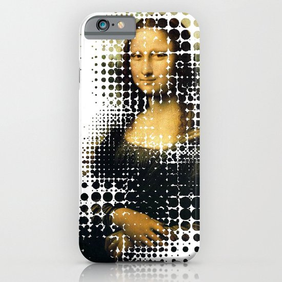 Modern Mona iPhone & iPod Case