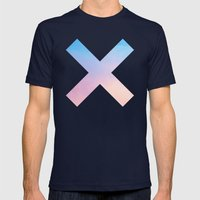 The xx Mens Fitted Tee Navy SMALL