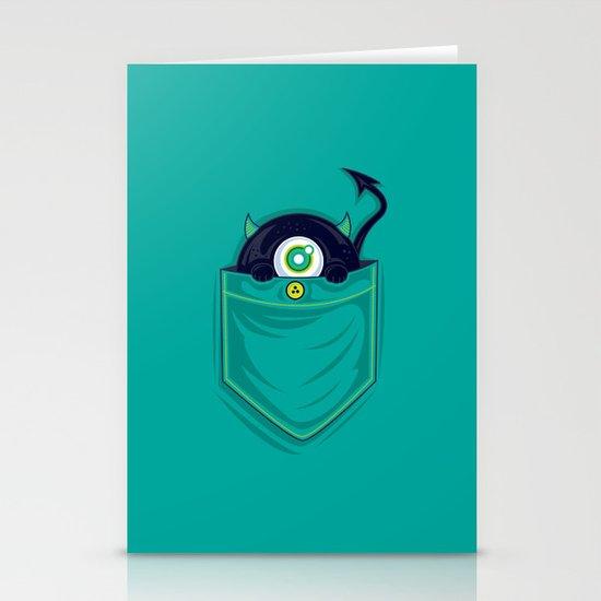 Pocket Monster Stationery Card