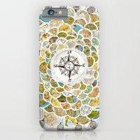 iPhone & iPod Case featuring Wanderbloom by Jenndalyn