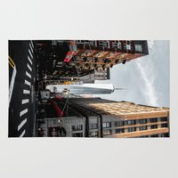 Lower Manhattan One WTC Rug