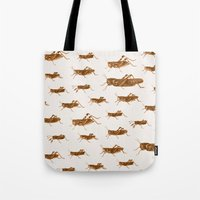 Crickets Tote Bag