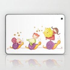 Babies in a snails Laptop & iPad Skin