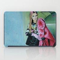 THE JPG GIRL iPad Case