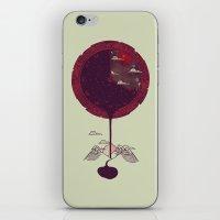 Night Falling iPhone & iPod Skin