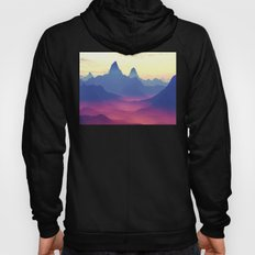 Mountains of Another World Hoody