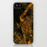 iPhone 5s & iPhone 5 Cases featuring Nothing 007 by James Anthony Bruno