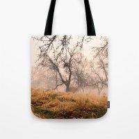 Natural Mystic In The Ai… Tote Bag