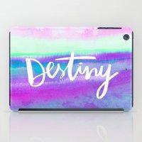 Destiny [Collaboration W… iPad Case