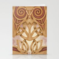 Raised by Mystics Stationery Cards