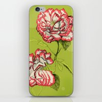 Flower Paintings: Rise A… iPhone & iPod Skin