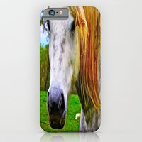 iPhone & iPod Case featuring Beauty  by Biff Rendar