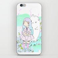 Le Ciel iPhone & iPod Skin