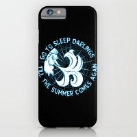 Go To Sleep iPhone 6 Slim Case