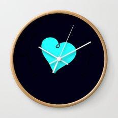 {My Heart} Wall Clock