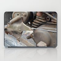 Rusty Harley iPad Case