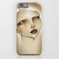 iPhone & iPod Case featuring Lola by Michelle Orozco