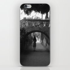 A Path in Ravello, Italy iPhone & iPod Skin